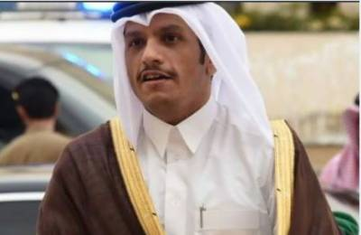 Qatar's foreign minister meets Qureshi in Islamabad