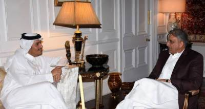 COAS Bajwa, Qatari foreign minister discuss regional security
