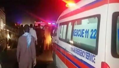 Death toll in DG Khan road mishap reaches 19