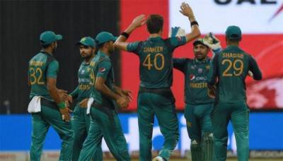 Pakistan beat Australia by 11 runs in second T20 to win series