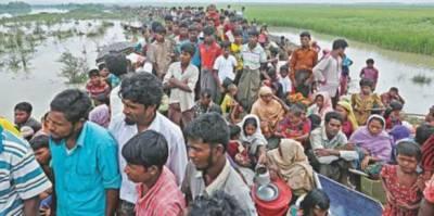 Bangladesh, Myanmar agree to restart Rohingya repartition in November