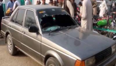 Four including senior journalist killed in Charsadda firing