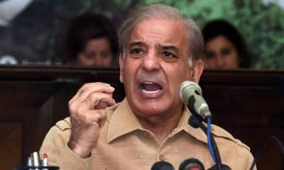Transit remand of Shehbaz Sharif extended till Nov 6