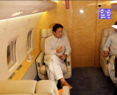 PM Imran leaves for first official visit to China