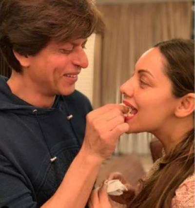 Shah Rukh Khan celebrates 53rd birthday