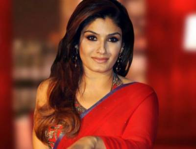 Raveena Tandon in trouble as complaint lodged against her for causing traffic jam