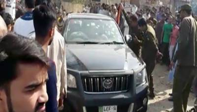 SHO among three shot dead in Lahore