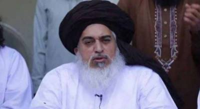 Twitter blocks account of TLP's Khadim Rizwi