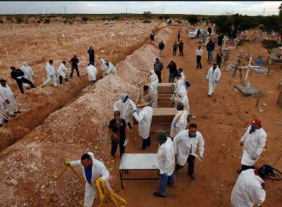 Above 200 mass graves of IS victims found in Iraq: UN report