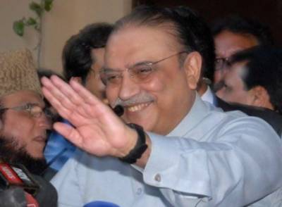 NRO was given to 'clerics' who used derogatory language: Zardari