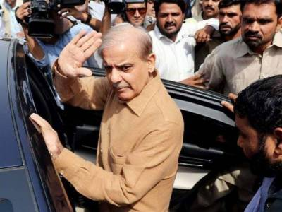 Shehbaz Sharif presented before court in Lahore as remand expires