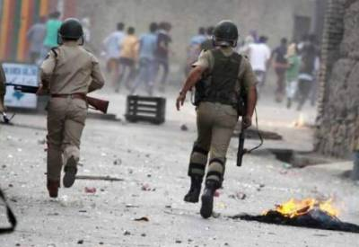 Two more Kashmiri youth martyred by Indian troops in Pulwama