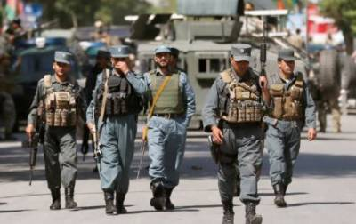 Taliban kill 45 policemen in western Afghanistan