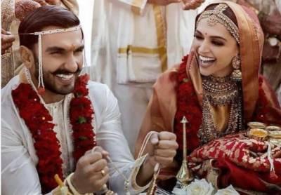 Deepika, Ranveer wedding pics leaked