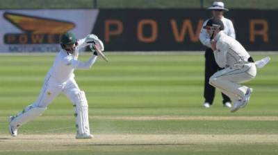 First Test: New Zealand beat Pakistan by four runs