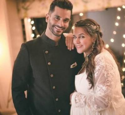 Neha Dhupia, Angad Bedi welcome their first baby