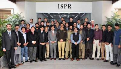 Pakistan desires peace, any misadventure shall be responded effectively: DG ISPR