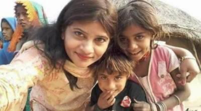 PPP's senator Krishna Kumari named in BBC's 100 Women 2018 list