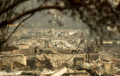 Victims mourned as California wildfire death toll rises to 77