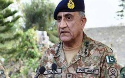Pakistan's honour, security shall always stay premier: army chief