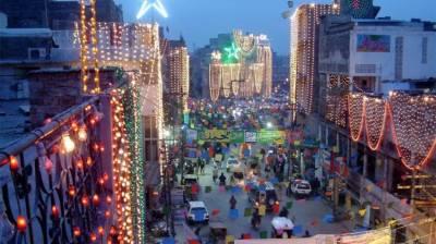 Eid Milad un Nabi (PBUH) being celebrated with religious zeal