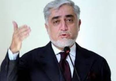 Afghan Taliban not serious about peace: Abdullah Abdullah