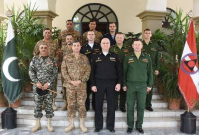 Russian military delegation briefed on Pak Army's anti-terrorism campaign