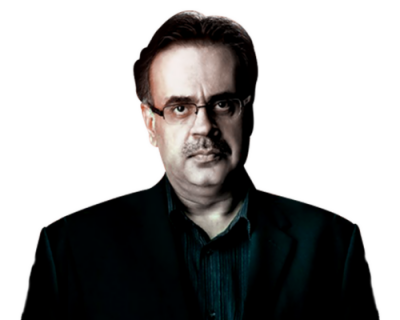Dr Shahid Masood arrested in PTV corruption case
