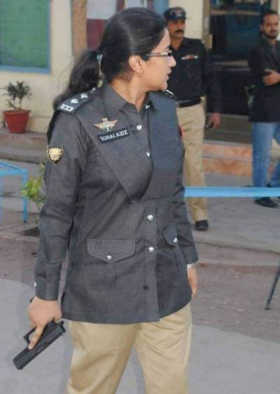SSP Suhai Aziz: Brave lady who led operation against terrorist attack on Chinese consulate