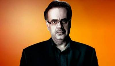 Dr Shahid Masood handed over to FIA on five-day physical remand