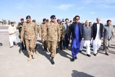 PM Imran briefed on security, rehabilitation of TDPs during Miranshah visit