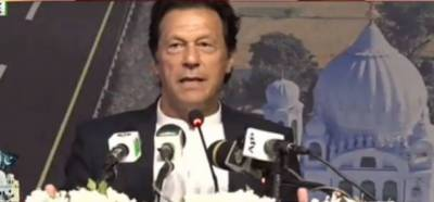 PM Imran stresses India, Pakistan to break free from shackles of past