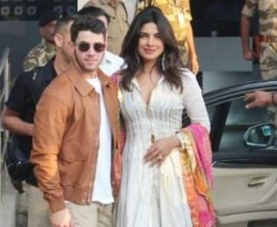 Priyanka, Nick reach Jodhpur for their wedding