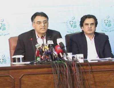 IMF did not give target for rupee's devaluation, clarifies Asad Umar