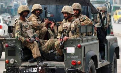 Security forces kill terrorist who held six civilians hostage in DI Khan: ISPR
