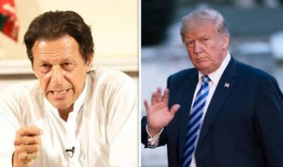 US seeks Pakistan's assistance in bringing Taliban to talks: PM Imran