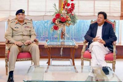 PM Imran, Army chief Bajwa discuss security situation
