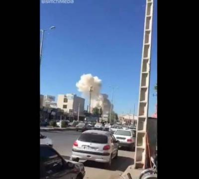 Car bomb explosion kills at least three in Iran