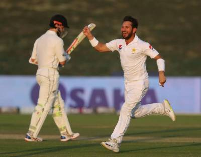 Pakistan's Yasir Shah becomes fastest bowler to bag 200 Test wickets