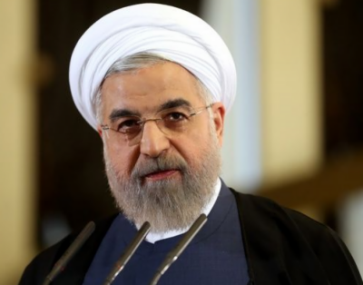 President Rouhani terms US sanctions on Iran as 'economic terrorism'