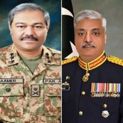 ISPR announces reshuffle in top military brass