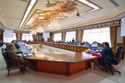 PM Imran reviews performances of ministries