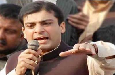Hamza Shehbaz offloaded from Qatar-bound flight