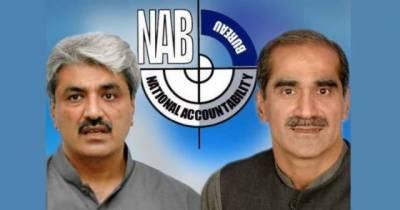 NAB arrests Khawaja Saad Rafique, Salman Rafique