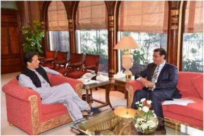Yousaf Baig Mirza becomes special assistant to PM on Media