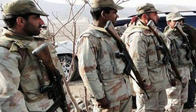 Six security personnel martyred in Turbat operation