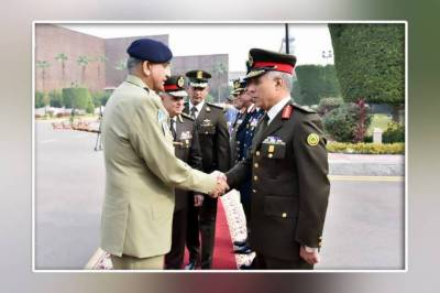 Pakistan, Egypt agree to boost military-to-military, security cooperation