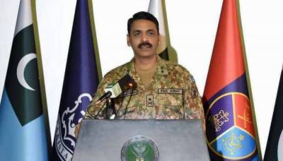 DG ISPR lauds British Airways for flight operations revival in Pakistan