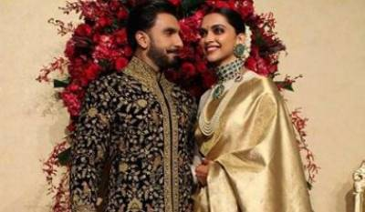 Watch: Ranveer dedicates 'Best Actor' award to Deepika