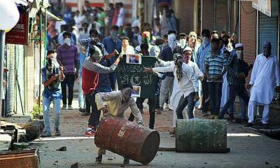 India set to impose President's rule in Occupied Kashmir